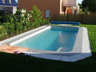 Modular swimming pool