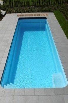 завършен басейн марина